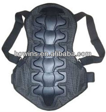 PP shell riding motorcycle back protector