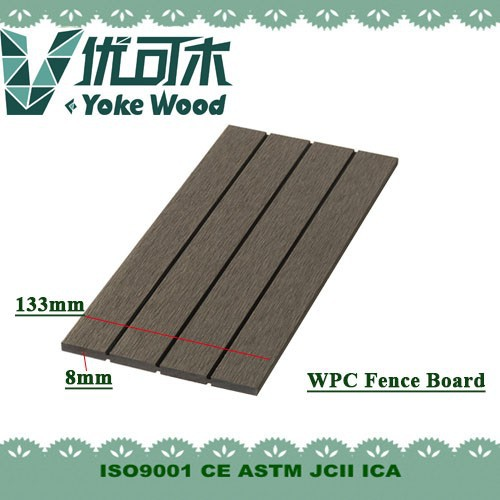 Easy Maintain WPC Decking