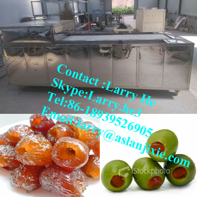 electric cherry pitter/pitting machine/cherry pitting machine