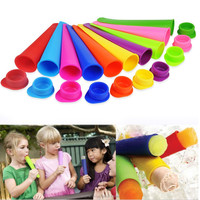 Pop Silicone ice lolly mold maker and silicone ice lolly mould tray