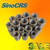 Manufacture Carbon Steel Rebar Connectors for Construction/Building Use