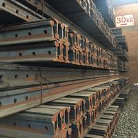 Chinese Q235 55Q railway steel