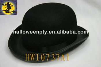 Best Selling Hen Party Sex Toy Black Bowler Hat - Buy Sex Toy Black ... fcf05800597a