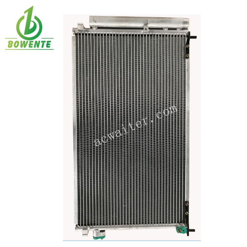 Bowente car air condition condenser coil with OE# 80110SNJM01 ac condenser core