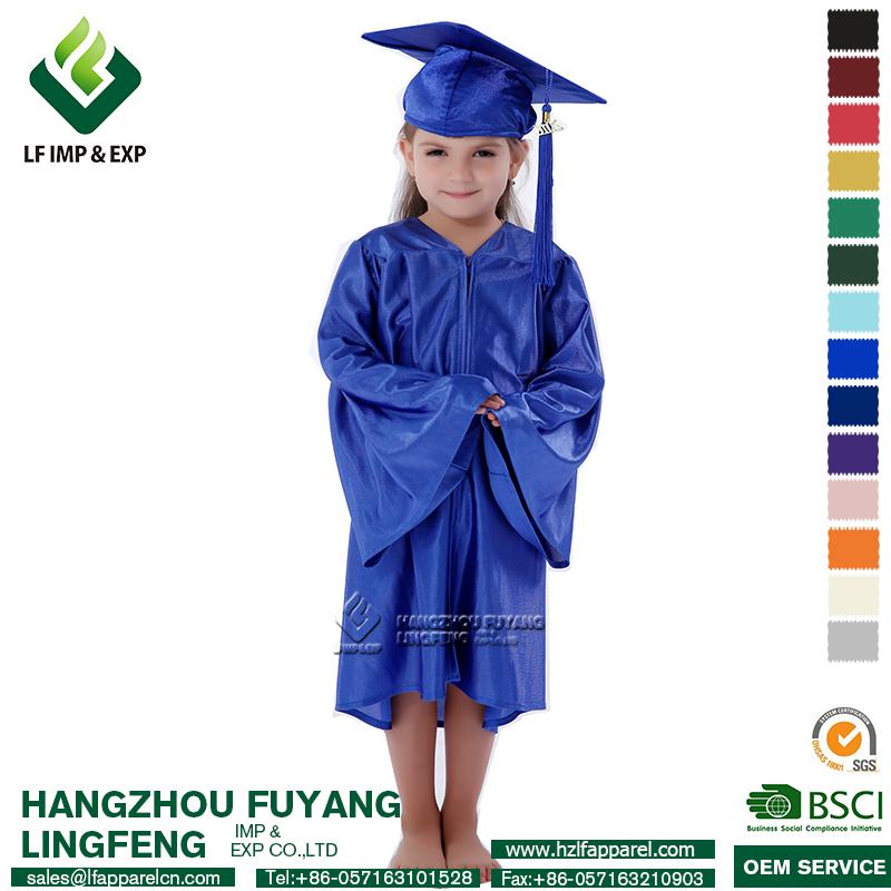 Preschool/ Kindergarten/kindy Cap Gown - Buy Kindy Cap Gown ...