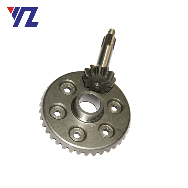 Mini Motorcycle <strong>Manufacturing</strong> 15:37 Hiace Diff Ring And Pinion
