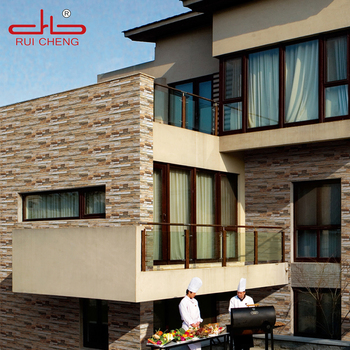Modern Balcony Wall Tiles Design 1