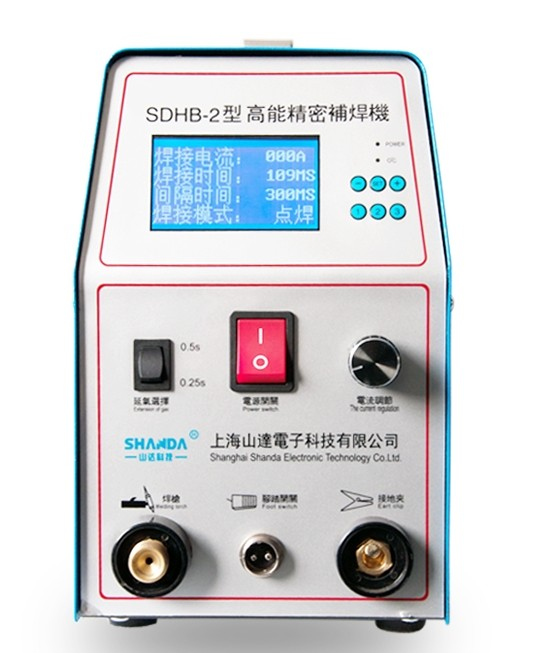 Portable high quality laser soldering machine in China