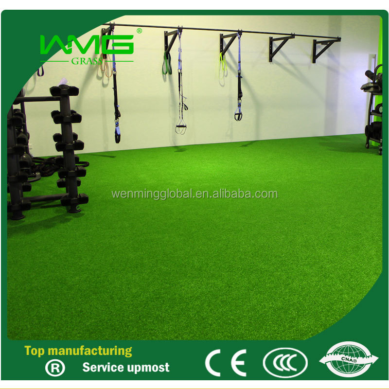 Factory prices indoor landscaping artificial grass for living room