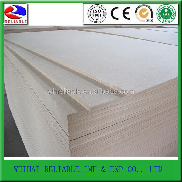 Professional manufacturer Nice Looking high density mdf sheet