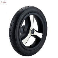 2018 hot children tricycle rubber wheels 300mm with 608z bearing china factory