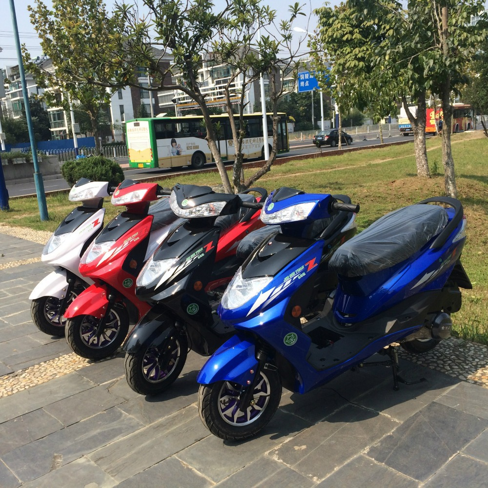 Big Discount Gas Motor Scooter 125cc with Warranty(GS 020 ...