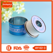 Promotion Medical White Tinplate tape self adhesive bandage Products