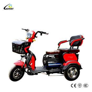 Splinternye Hot Sale Leisure Scooter Tuk Tuk Bajaj India And 3 Wheel Scooters ZB-25