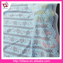 2017 cheap african nylon and cotton lace fabric for dress,home textiles