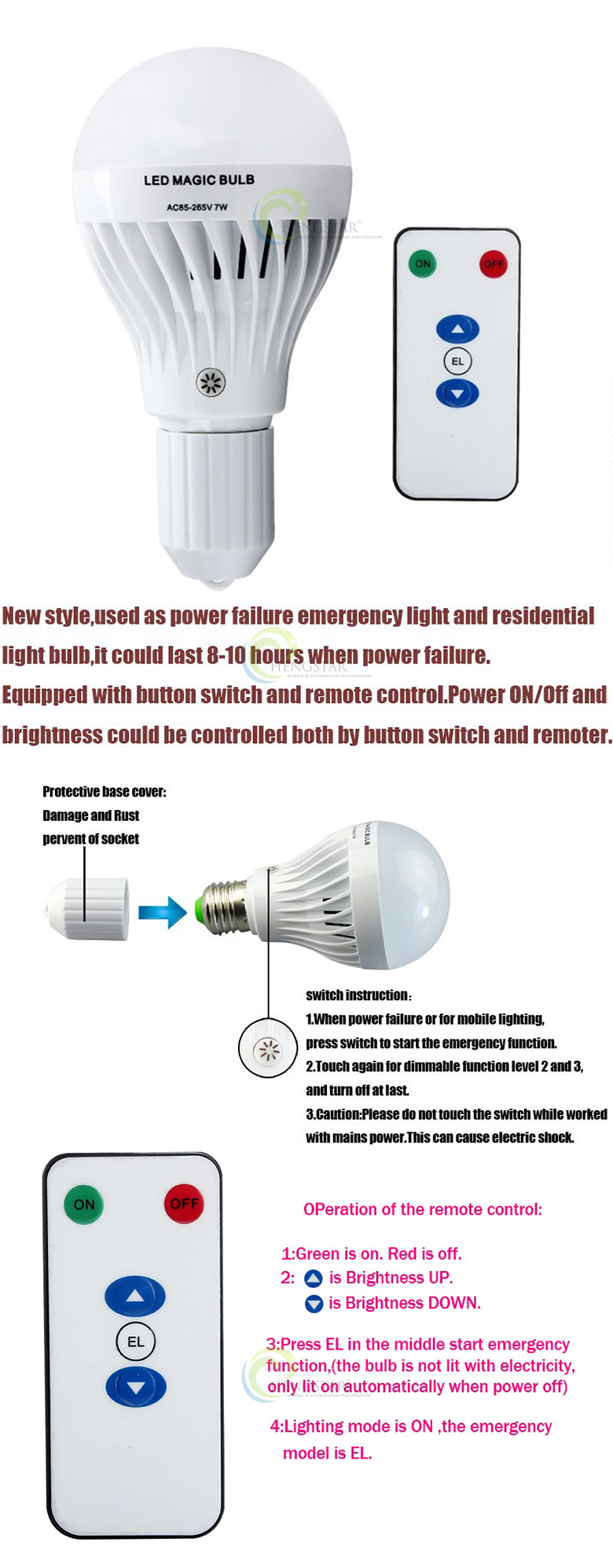 Torch Light 12w Rechargeable Led Bulb - Buy Rechargeable Led Bulb,Torch  Light Emergency Led Bulb Rechargeable,Light Led Bulbs Product on Alibaba com