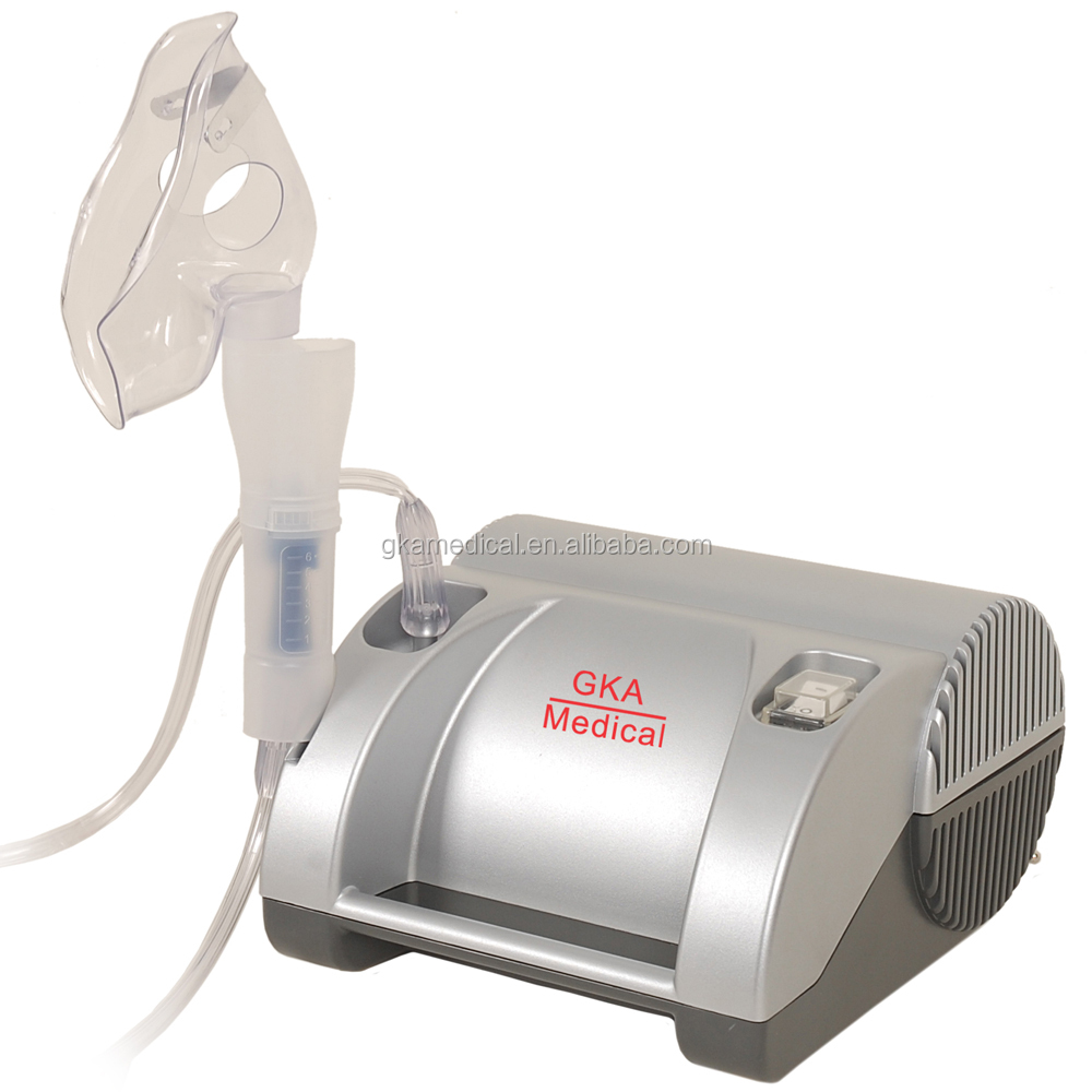 Compact Compressor Nebulizer Medical Equipment for Children & Adult at Home