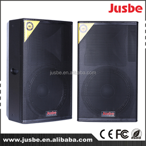 Factory price 10 inch loud speaker high power pa system large stage hi fi speaker