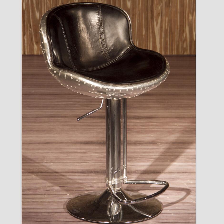 a ronautique mill sime v ritable en cuir tabouret de bar chaises antiques id de produit. Black Bedroom Furniture Sets. Home Design Ideas