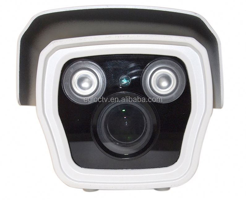 "1/4"" Cmos 720P Outdoor Ir Waterproof Bullet Cctv 2.8-12Mm Zoom 2.8-12Mm IR Security Ip Camera"