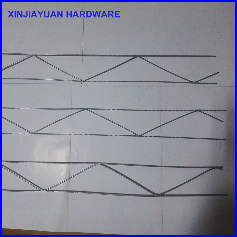 high quality galvanized block ladder mesh / brick coil mesh