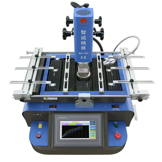 pcb board repair machine
