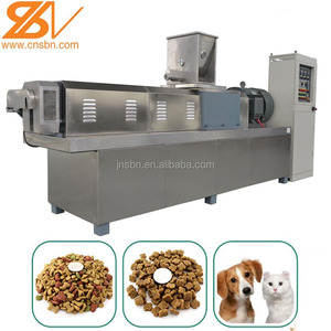 Best service Auto-temperature Control Pet Food Machine Processing Line