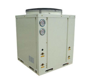 good quality dual source heat pump with low price made in shanghai shenglin