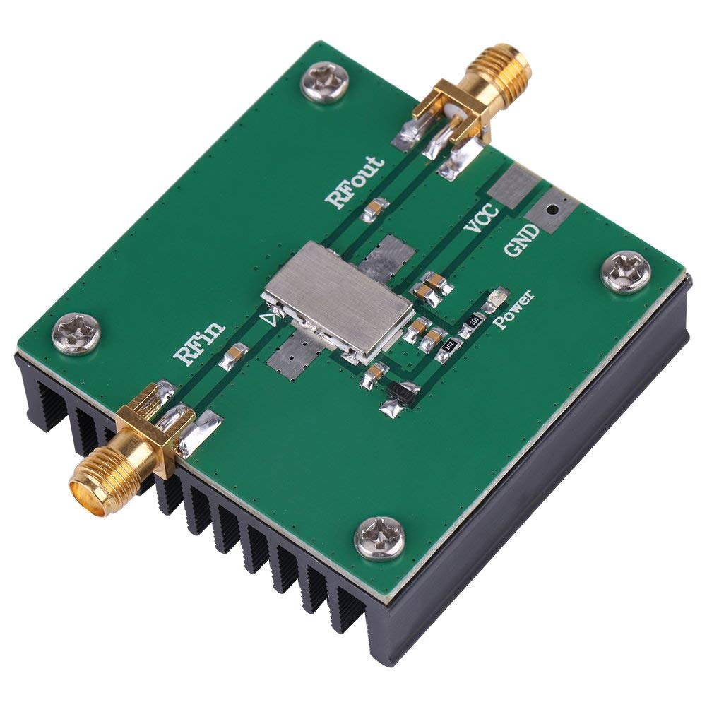 Cheap Rf Power Amplifier Circuit Diagram Find Tda2030 Complete Tone Control Amp Get Quotations Hilitand 890 960mhz 30db Broadband Module For Radio