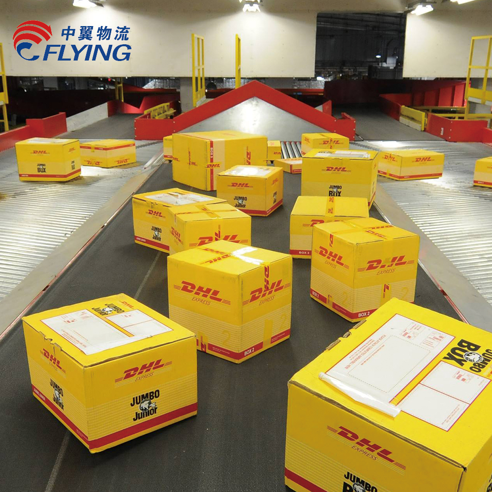 <strong>DHL</strong> express from Shenzhen China to Thailand door to door service