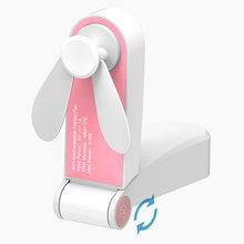 Usb мини-складные вентиляторы, портативные электрические вентиляторы с оригинальностью, небольшая бытовая электрическая техника, настольны...(China)