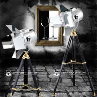 Hot Sell Sailing Searchlight Paper Lamp Shades For Modern Tripod ...