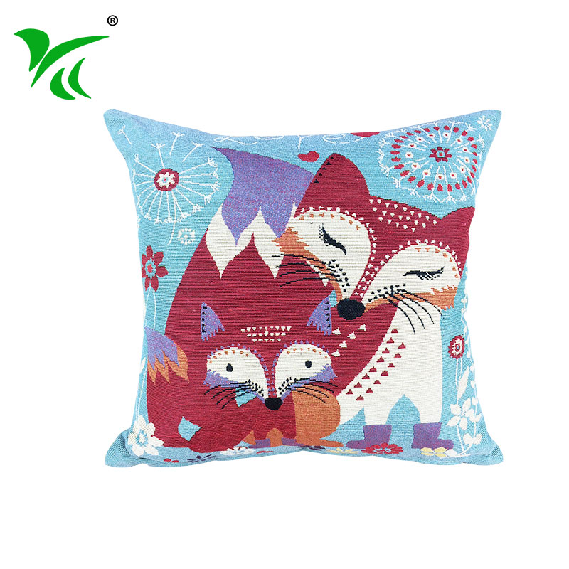 china Home decor manufacturers new design fancy cover fabric pillow cushion