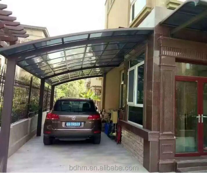 Super Transparent Solar Panels 100% Bayer Material Solid Polycarbonate &EP_21