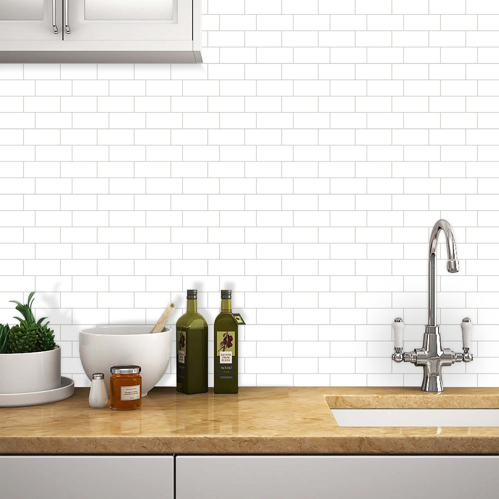 Top 1 Chinese Manufacture Subway Peel And Stick Backsplash