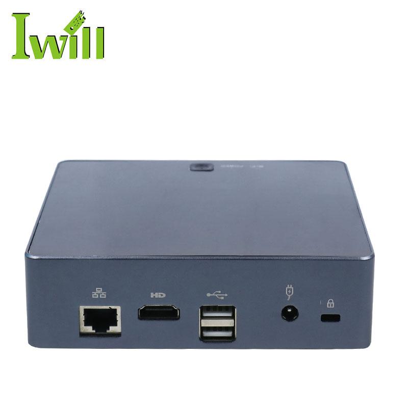KabyLake Refresh 8th Core i5 8250U core i7 8550U Mini Pc micro computer with Type-C for home office