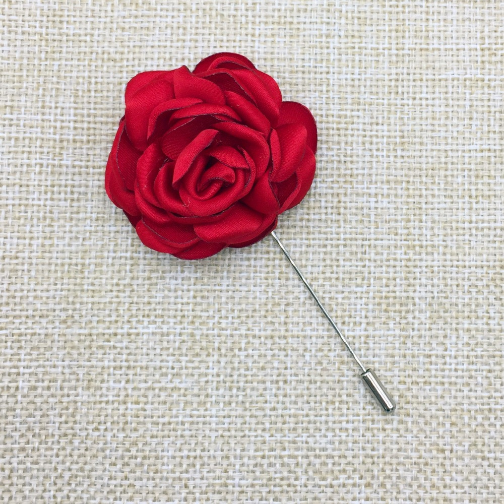 Silk Fabric Flower Brooch Silk Fabric Flower Brooch Suppliers And