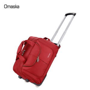 3cb9f207e0b0 Travel Trolley Duffle Bag