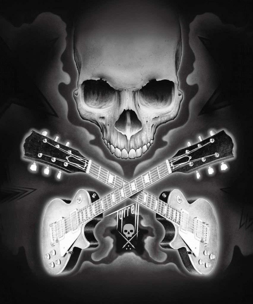фар картинки скелетов рокеров моде понятии