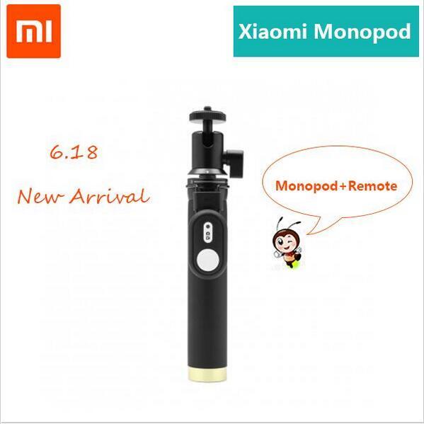 Xiaomi Yi камеры монопод Selfie придерживаться Bluetooth пульт дистанционного управления Bluetooth монопод Xiaomi Yi действий камеры аксессуары