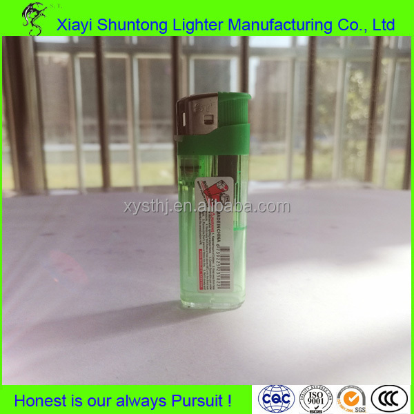Factory cheap disposable plastic kkk lighter