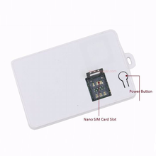 long standby time mini programmable locating device hidden gps tracker for kids long distance gps tracker China