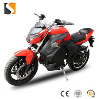 2019 The Latest New Model Adult Used Electric Motorcycle 8000W Motorcycles