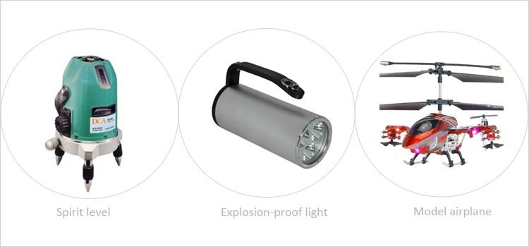 6.4v lifepo4 battery pack