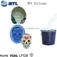 Highest quality casting silicone rubber for mold cover product prototype