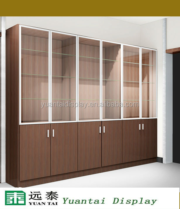 Furniture Design Showcase top cosmetic display design showcase wall cabinet retail shop