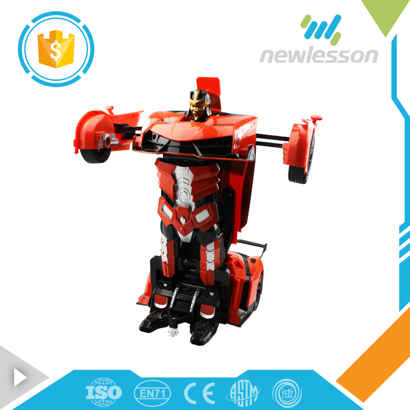 alibaba china manufacturer transformable robot 2.4G rc car 1/12 with best price