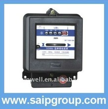 2012 New SP862 single-phase mechanical energy meter
