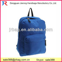 USA standard Fashion blank canvas backpack for school ,traveling bag