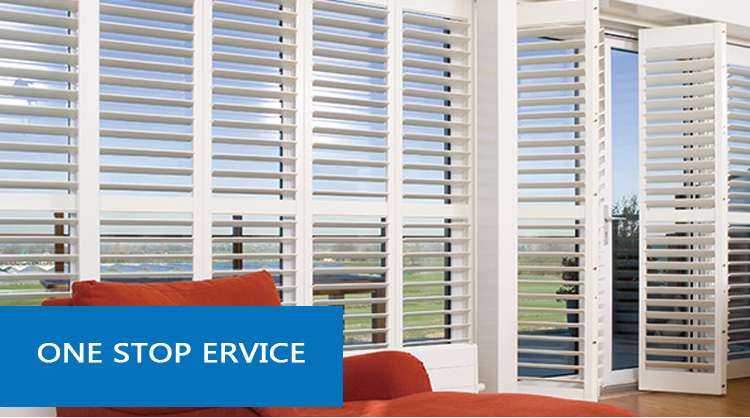 Aluminum Jalousie Window External Plantation Shutter German White Aluminium Window Shutters